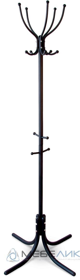 Описание: Напольная вешалка 5 крючков Сборно-разборная конструкция...